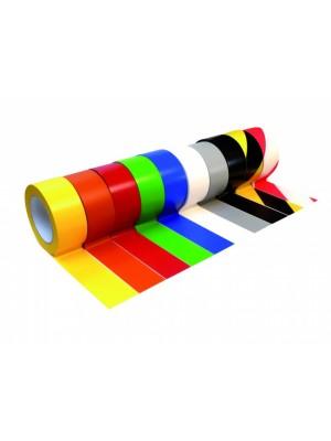Podlahová jednofarebná vyznačovacia  páska trvalá
