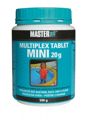 Multiplex mini tablet 0,5 kg