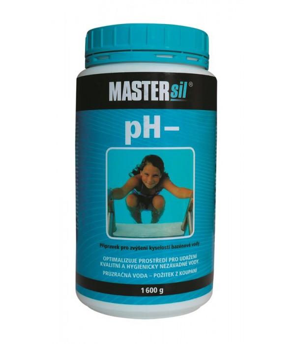 pH mínus 1,6 kg